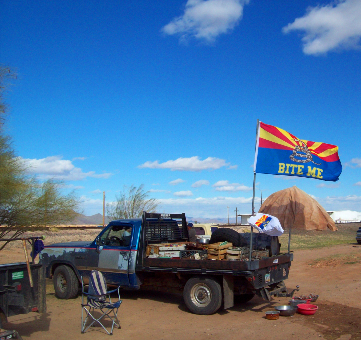 Arizona Bite Me Sale Truck